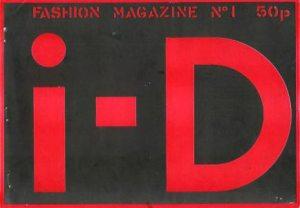 Symbol of i-D